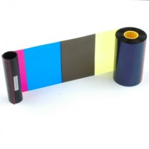 EDIsecure Ribbons, Laminates & Re-Transfer Film